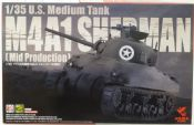 Asuka 35010 M4A1 Sherman (Mid Production)